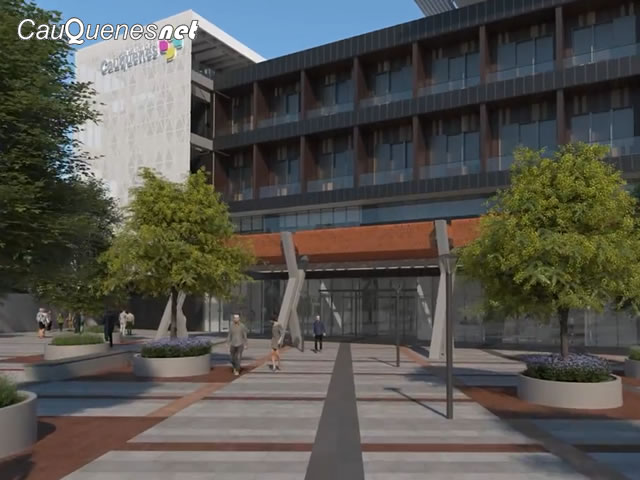 Gobernador de Cauquenes destaca licitación de construcción de futuro Hospital de Cauquenes