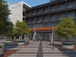 Hospital de Cauquenes diseño nuevo edificio 11-cqnet