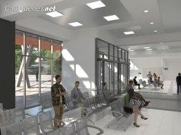 Hospital de Cauquenes diseño nuevo edificio 12-cqnet