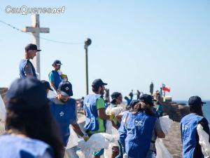 Limpieza playas VPO CURANIPE 04-cqnet
