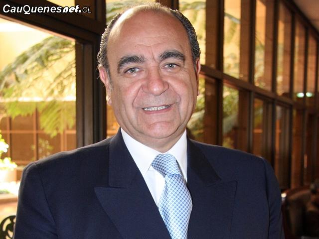 Alberto Cardemil asume como Gobernador (s) de la Provincia de Cauquenes