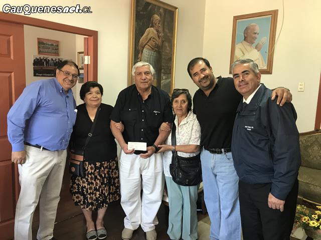 Club adultos mayores reciben subvencion 2018 01-cqcl