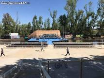 Festival del Rio 2018 escenario armado 01-cqnet
