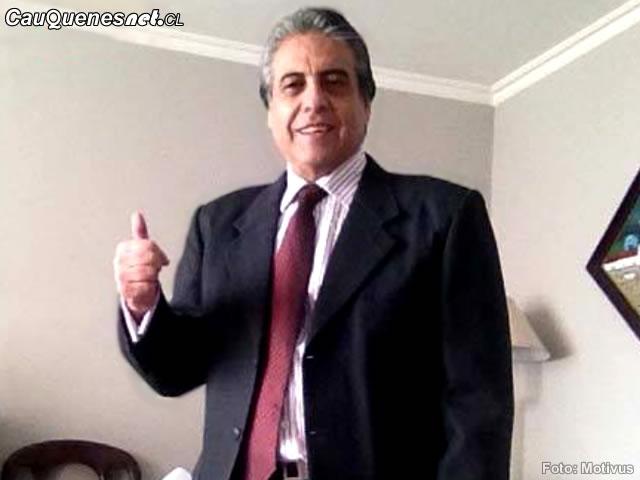 Luis Mario Vignolo gobernador de Cauquenes 01-cqcl