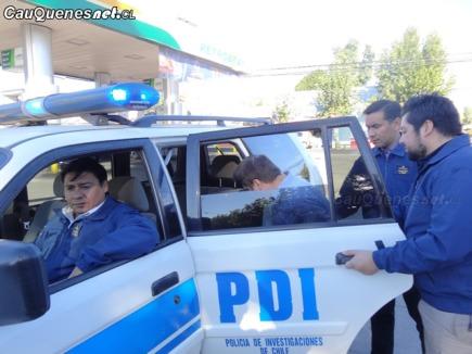PDI detiene 2 hombre y 1 mujer x drogas 300318 02-cqcl