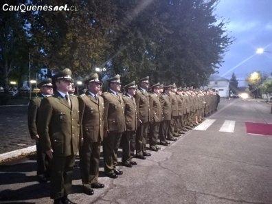 Aniversario 2018 n91 Carabineros de Chile Cauquenes izamiento bandera 05-cqcl