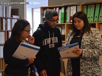 CFT san agustin Migrante y Jefa de docencia Talca 01-cqcl