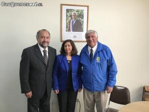 Directora provincial de educacion cauquenes Maria Eliana arellano 01-cqcl