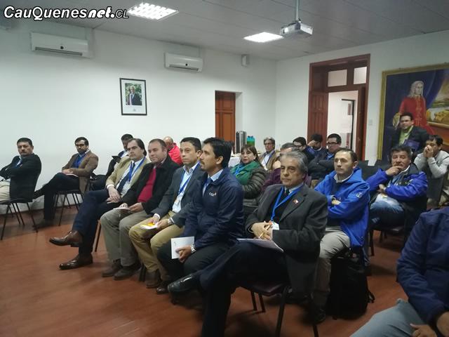 Cauquenes convoca a primer encuentro de encargados de emergencias de Maule Sur y Ñuble