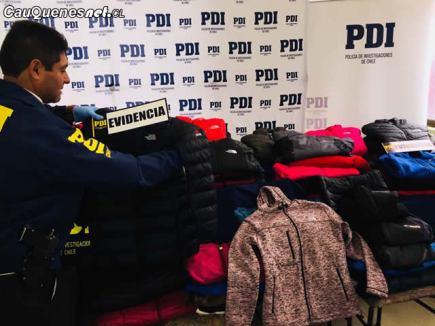 falsificacion de ropa en Linares abril 2018 02-cqcl