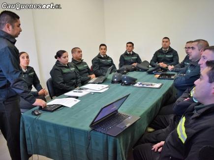 Gendarmeria Brigada contra incendio 02-cqcl