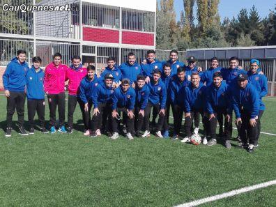 Independiente debuta en campeonato 2da 2018 01-cqcl