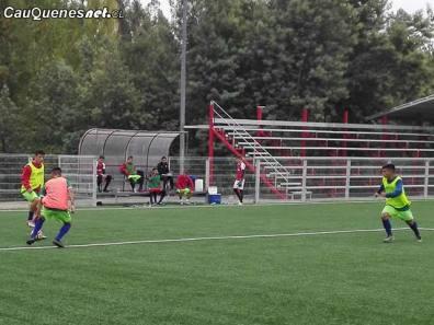 Independiente entrena en Quillon 01-cqcl