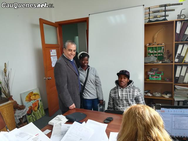 En Cauquenes se inició proceso de regularización para migrantes