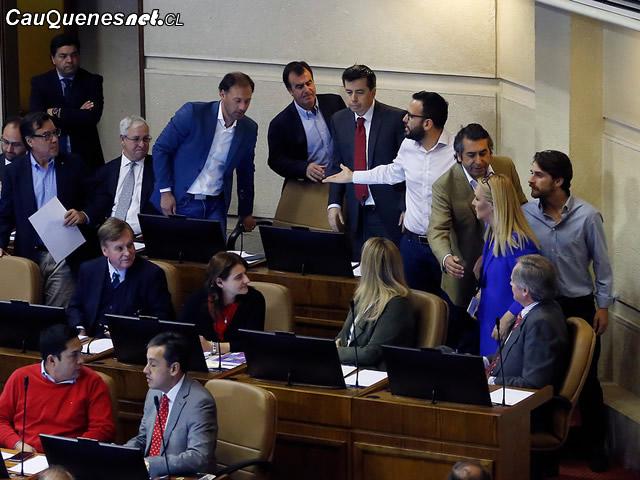 Diputado Ignacio Urrutia destacó rechazo de desafuero en su contra por dichos ofensivos a víctimas de DDHH