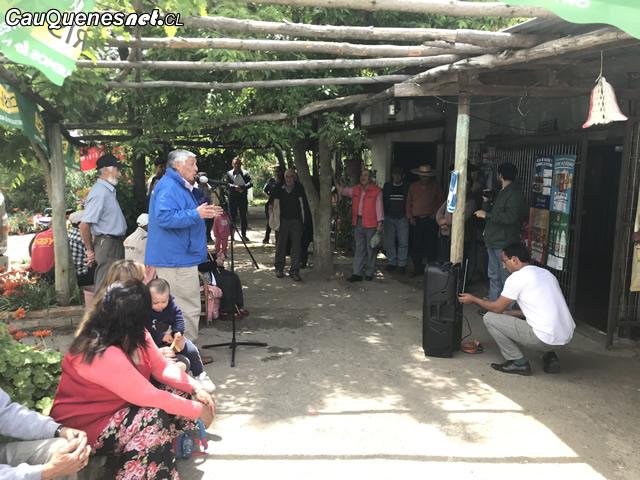 Alcalde Muñoz en Capellania por sede social 01-cqcl