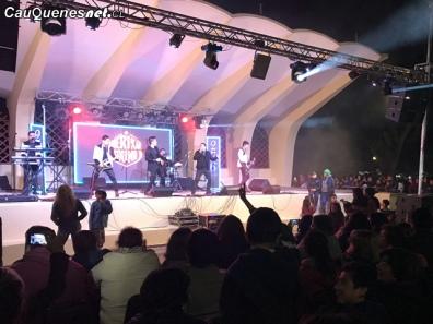 Amerikan Saund show 276 aniversario de cauquenes 01-cqcl