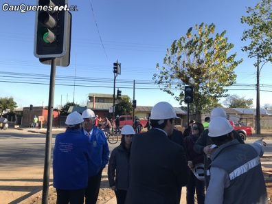 Automatizacion de semaforos cauquenes inspeccion 01-cqcl