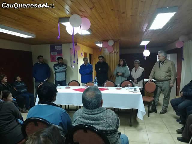 Autoridades anuncian reanudacion de pavimentacion en Retulemu 01-cqcl