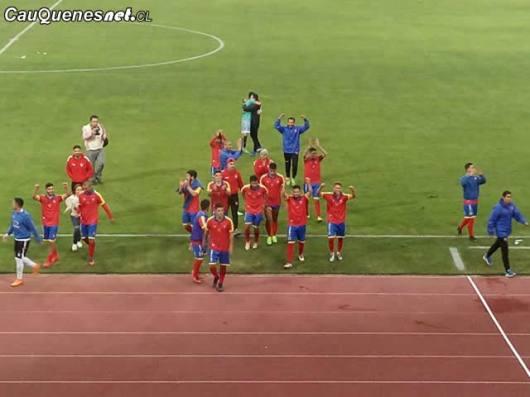 CD Independiente de Cauquenes avanza a segunda fase copa Chile 160518 01-cqcl