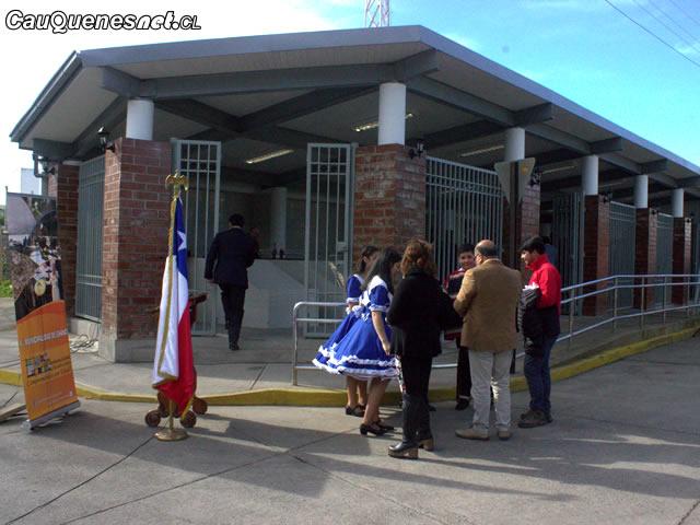 Chanco cuenta con nuevo Mercado de Pescados y Mariscos