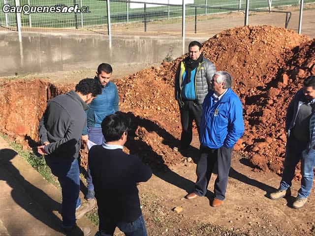 Alcalde muñoz visita obras en estadio fiscal 01-cqcl