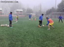 CD Independiente entrena para copa chile 2da fecha 02-cqcl