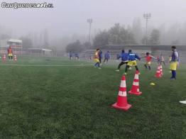CD Independiente entrena para copa chile 2da fecha 03-cqcl
