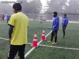 CD Independiente entrena para copa chile 2da fecha 04-cqcl