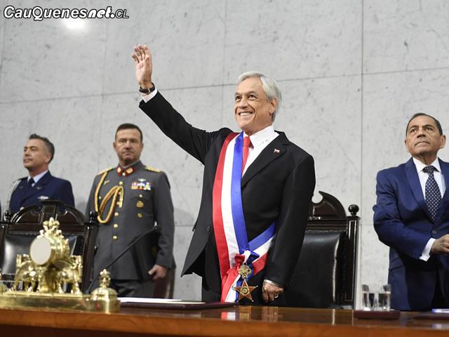 Encuesta CEP confirma la caída en aprobación de Sebastián Piñera