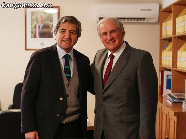 Diputado Matta y Carlos Recondo direc nac Indap 01-cqcl