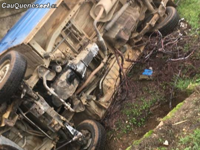 furgon volcado PRT cauquenes 290618 01-cqcl
