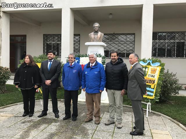 LAV conmemoro natalicio de Antopnio Varas 2018 01-cqcl