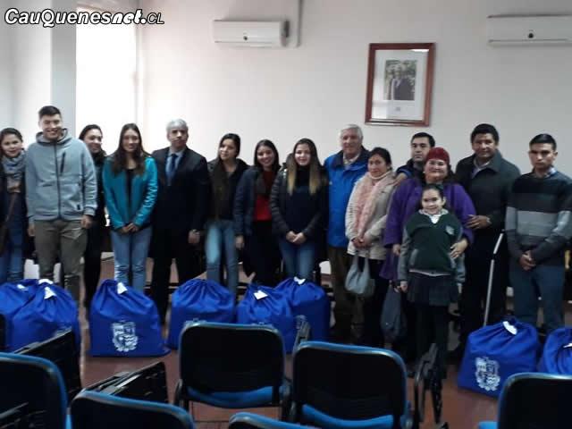 Municipio entrega implementacion a aspirantes cauqueninos a carabineros 01-cqcl.jpg