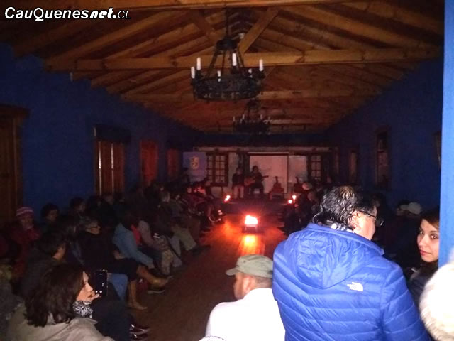 Noche de san juan en casa de la cultura de Cauquenes 01-cqcl