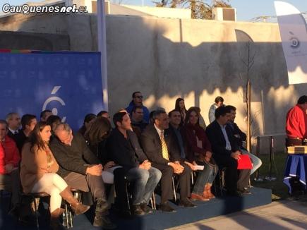 Pancho Saavedra inaugura plaza en curico 01-cqcl