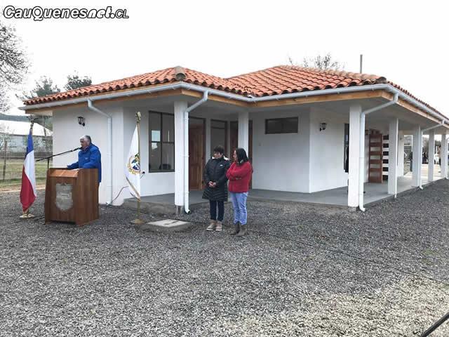 Entregan sedes sociales de la patagua y las maquinas 01-cqcl
