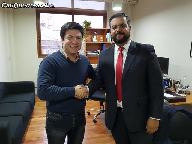 GOBERNADOR Ruiz y seremi Montero 01-cqcl