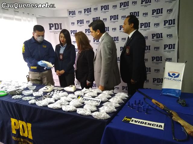 PDI - Clan familiar cae por drogas parral 01-cqcl