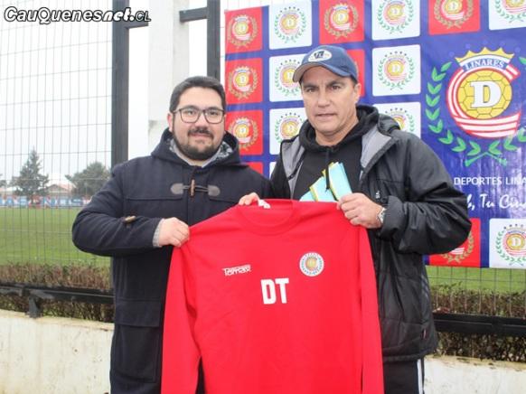 Ruben Martinez llega a deportes Linares 01-cqcl