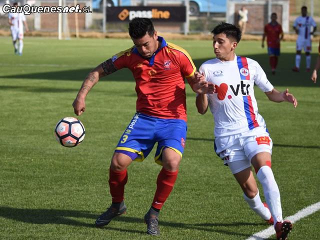 Independiente de Cauquenes no pudo con el líder del torneo