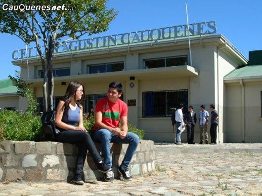 CFT San Agustin sede cauquenes 00-cqcl
