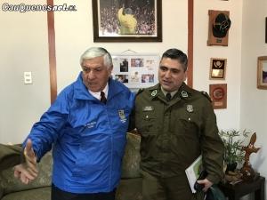 Comisario cauquenes cristian gutierrez y alcalde muñoz 01-cqcl