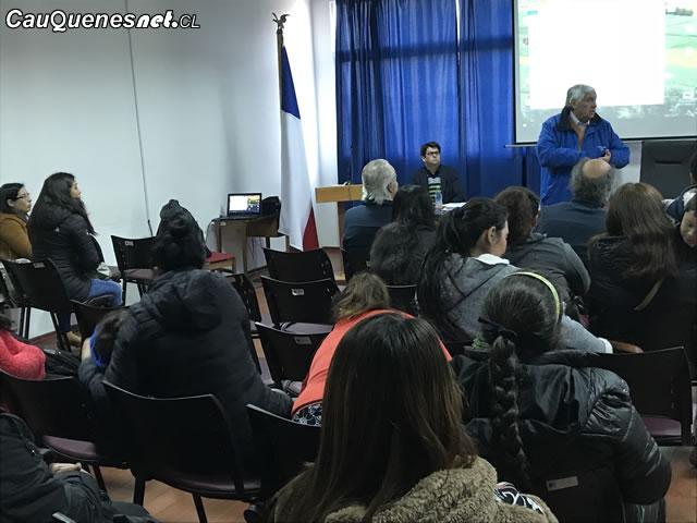 En Cauquenes comienzan programas de empleo y capacitación de Conaf y el Municipio