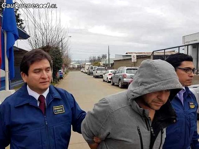 Cauquenes: PDI desbarató laboratorio clandestino en el camino a Molco