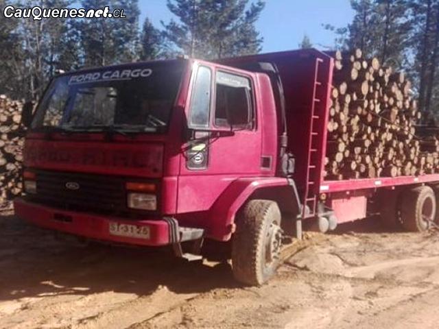 Camion con madera robada pelluhue 010918 01-cqcl