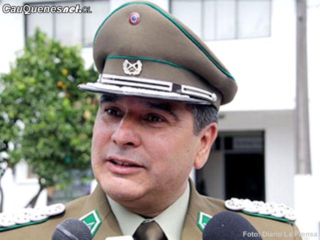 Carabineros jefe de la Séptima Zona 2018 Héctor Salazar Martínez 01-cqcl