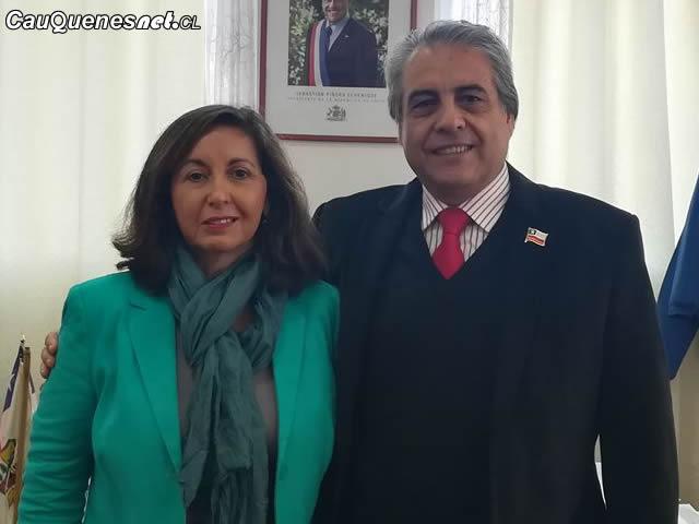 Directora provincial de educacion cauquenes Maria Eliana arellano y ex gob 02-cqcl