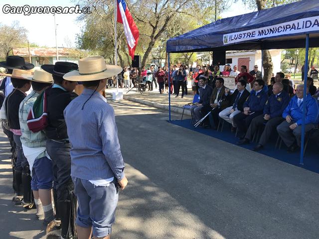 Cauquenes también conmemoró Fiestas Patrias en sectores rurales