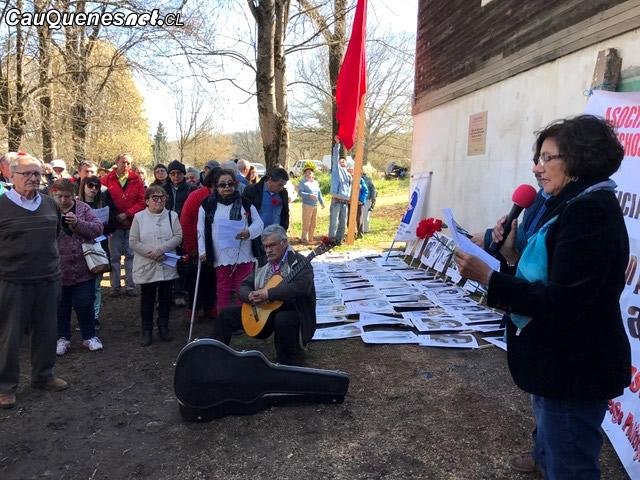 piden justicia en Colonia Dignidad - MARGARITA ROMERO 01-cqcl